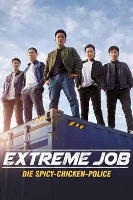 Extreme Job - Die Spicy Chicken Police (2019)