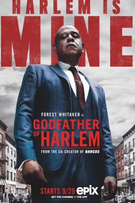 Godfather of Harlem - Staffel 1 (2019)