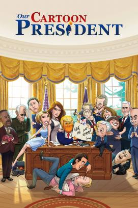 Our Cartoon President - Staffel 2 (2019) stream
