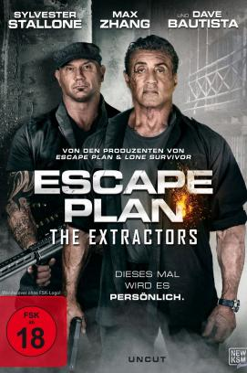 Escape Plan 3: The Extractors (2019)