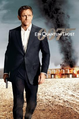 James Bond 007 - Ein Quantum Trost (2008)