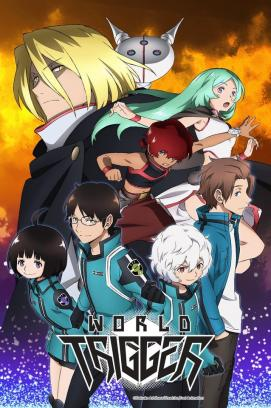 World Trigger - Staffel 2 (2021)