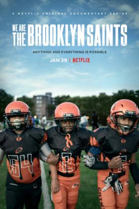 We Are: The Brooklyn Saints - Staffel 1 (2021)