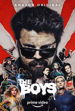 The Boys Staffel 2